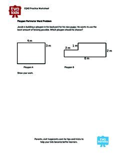 3rd grade math worksheets - PDF printable math activities